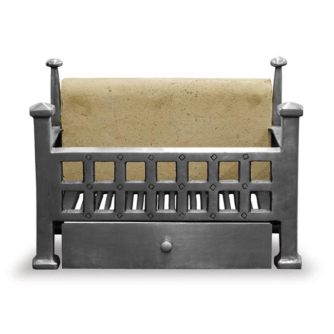 Carron Clyde Cast Iron Fire Basket Victorian Fireplace Store