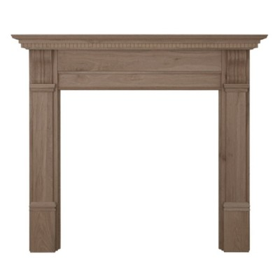 Carron Corbel Wooden Fireplace Surround