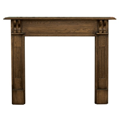 CR060 - Carron Earlswood Wooden Fireplace Surround