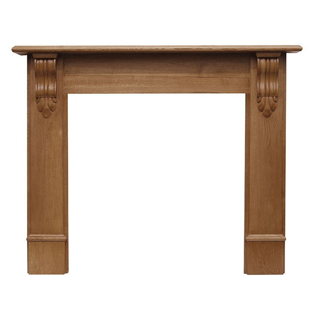 Carron Edinburgh Corbel Fire Surround Victorian