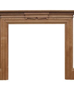Carron Grand Wooden Fireplace Surround