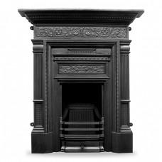 CR045 - Carron Hamden Cast Iron Combination Fireplace