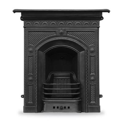 CR041 - Carron Hawthorne Cast Iron Combination Fireplace