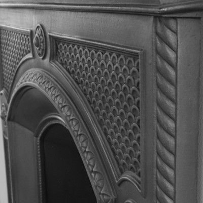 Carron Hawthorne Cast Iron Combination Fireplace