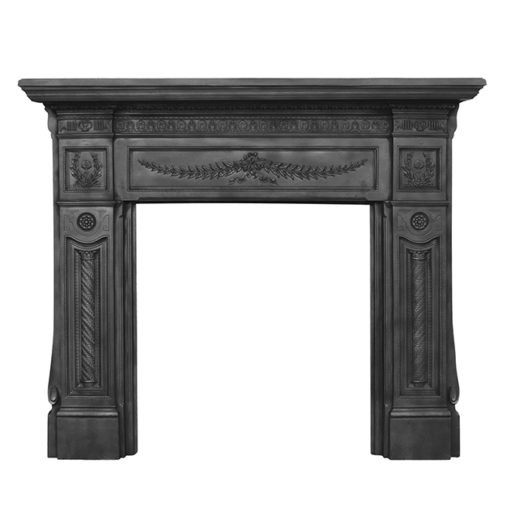 Carron Holyrood Cast Iron Fire Surround