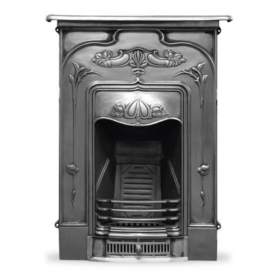 CR025 - Carron Jasmine Cast Iron Combination Fireplace