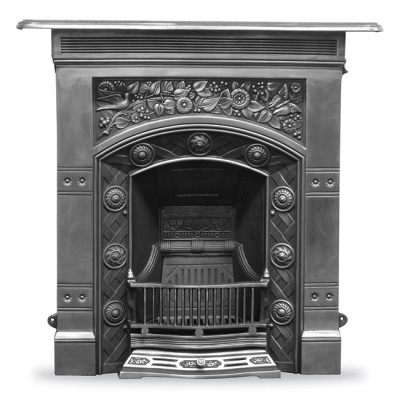 CR027 - Carron Jekyll Cast Iron Combination Fireplace