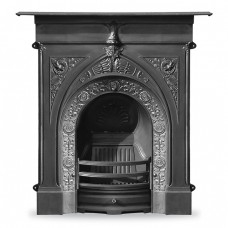 CR042 - Carron Knaresborough Cast Iron Combination Fireplace