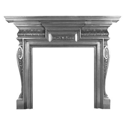 CR052 - Carron Knightsbridge Cast Iron Fireplace Surround