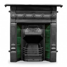 CR044 - Carron Lambourn Cast Iron Combination Fireplace