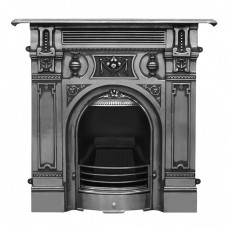 CR024 - Carron Large Victorian Cast Iron Combination Fireplace