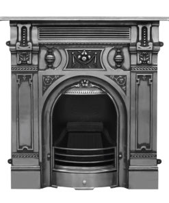 Carron Large Victorian Combination Fireplace