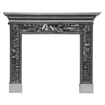 Carron Mayfair Cast Iron Fireplace Surround