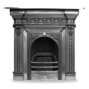 CR037 - Carron Melrose Cast Iron Combination Fireplace