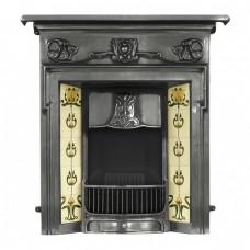 CR038 - Carron Morris Cast Iron Combination Fireplace