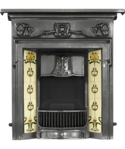 Morris Combination Fireplace