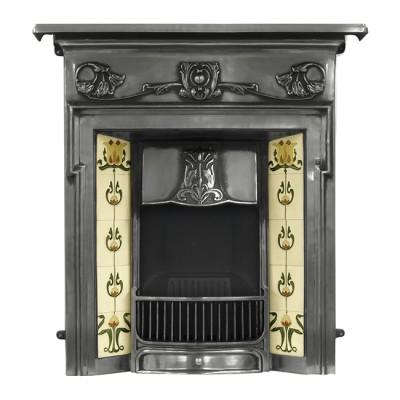 Morris Combination Fireplace