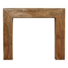 CR072 - Carron Nevada Wooden Fireplace Surround