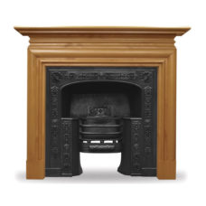 CR022 - Carron Queensferry Hob Grate Fireplace Insert