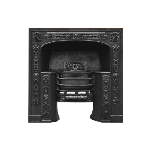 Carron Queensferry Cast Iron Fireplace Insert