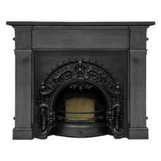 CR021 - Carron Rococo Cast Iron Fireplace Insert