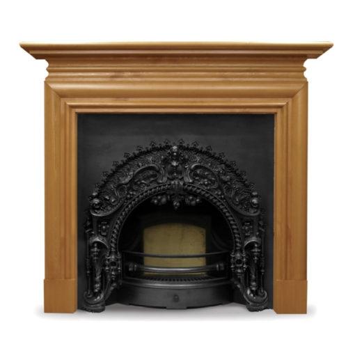 Carron Rococo Cast Iron Fireplace Insert