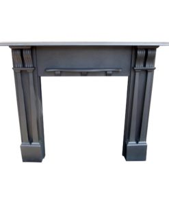 Original Slate Fireplace Surround