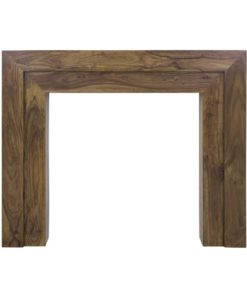 Carron Vermont Wooden Fireplace Surround