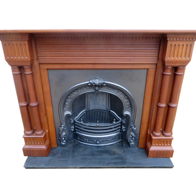 Fireplace Timber Surround