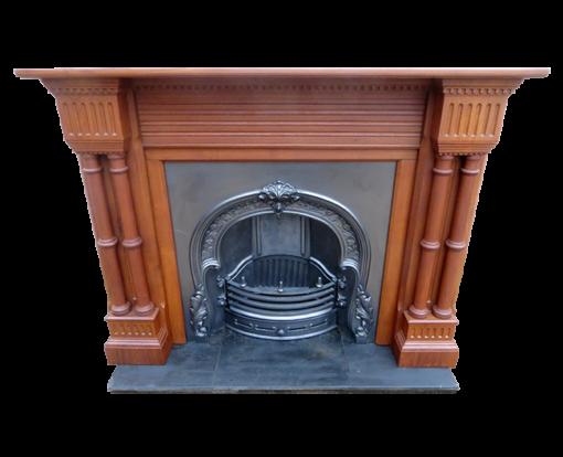 Fireplace Timber Surround