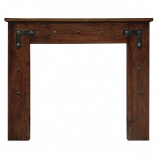 CR068 - Carron Thakat Wooden Fireplace Surround