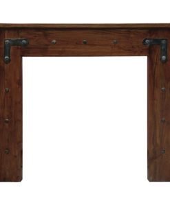 Carron Thakat Wooden Fireplace Surround