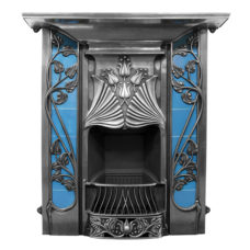 CR043 - Carron Toulouse Cast Iron Combination Fireplace