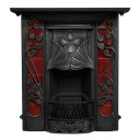 CR043 - Carron Toulouse Cast Iron Combination Fireplace