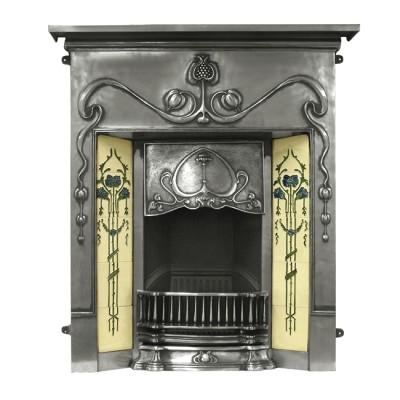 Carron Valentine Combination Fireplace