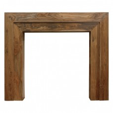 CR071 - Carron Vermont Wooden Fireplace Surround