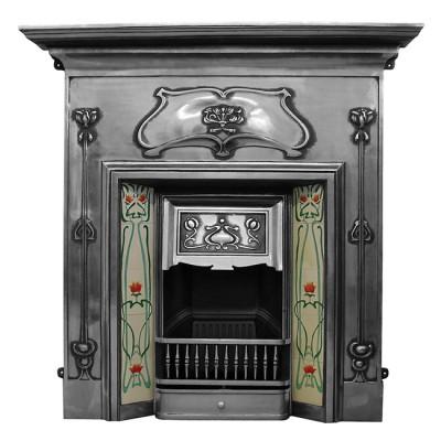 CR040 - Carron Verona Cast Iron Combination Fireplace