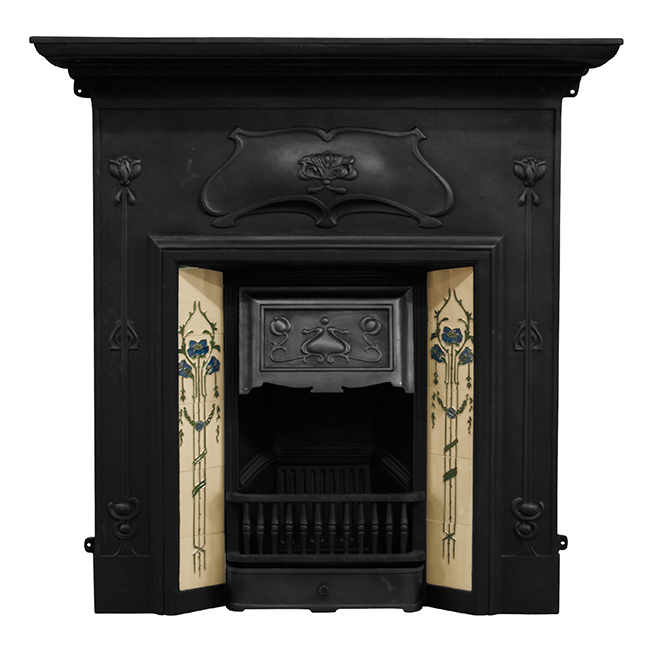 Carron Verona Combination Fireplace From The Victorian
