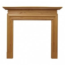 CR069 - Carron Wessex Wooden Fireplace Surround