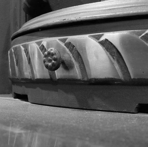 Carron Westminster Cast Iron Fireplace Insert