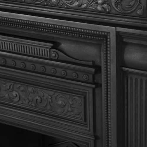 Hamden Combination Fireplace