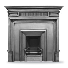 CR018 - Carron Narrow Royal Cast Iron Fireplace Insert