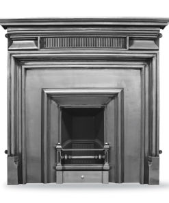 Carron Narrow Royal Cast Iron Fireplace Insert