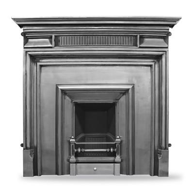 CR018 - Carron Narrow Royal Cast Iron Fireplace Insert