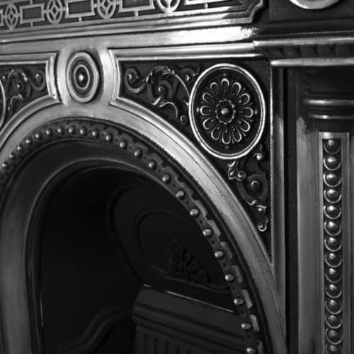 Tweed Combination Fireplace