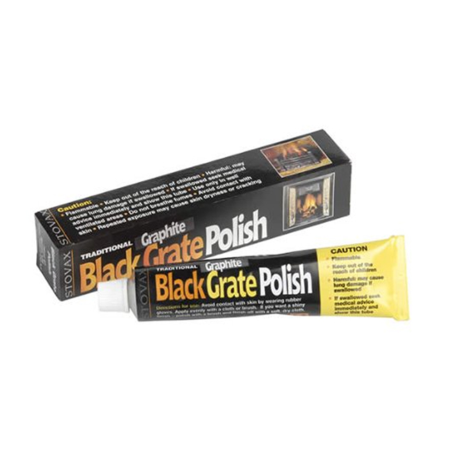 Buy Stovax Traditional Black Grate Polish