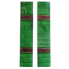 Antique Fireplace Tiles Green Brick Design