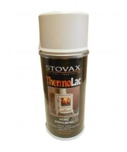 Stovax Matt Ivory Thermolac Spray (150ml)