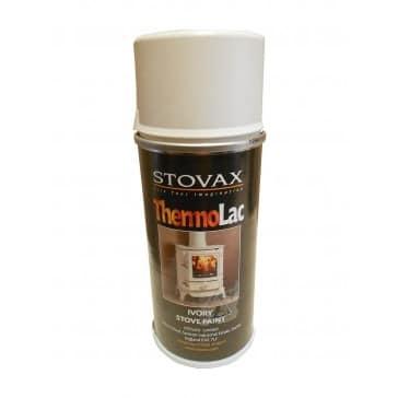 Stovax Matt Ivory Thermolac Spray (150ml)