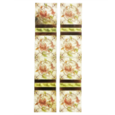 OT069 - Antique Original Floral Fireplace Tiles